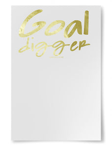 Goal Digger Notepad | Set of 2 - Aspen Lane