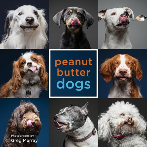 Peanut Butter Dogs Gift Book