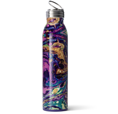 Purple Reign Water Bottle | 20 oz