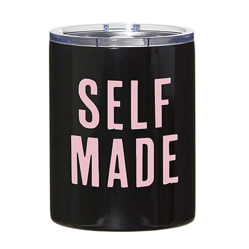 Self Made Stainless Tumbler | 12 oz