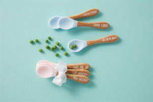 Silicone Baby Spoon Sets