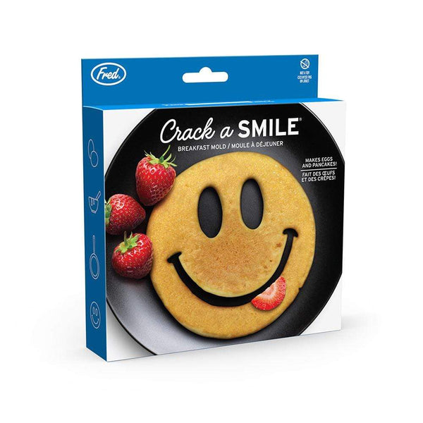 Crack a Smile Breakfast Molds | 4 choices