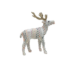 Woven Colorlful  Stag 13""