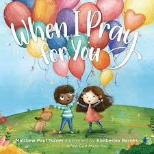 When I Pray for You book