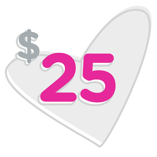$25 Recurring Monthly Donation