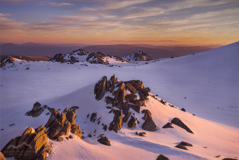 Kosciuszco Sunset