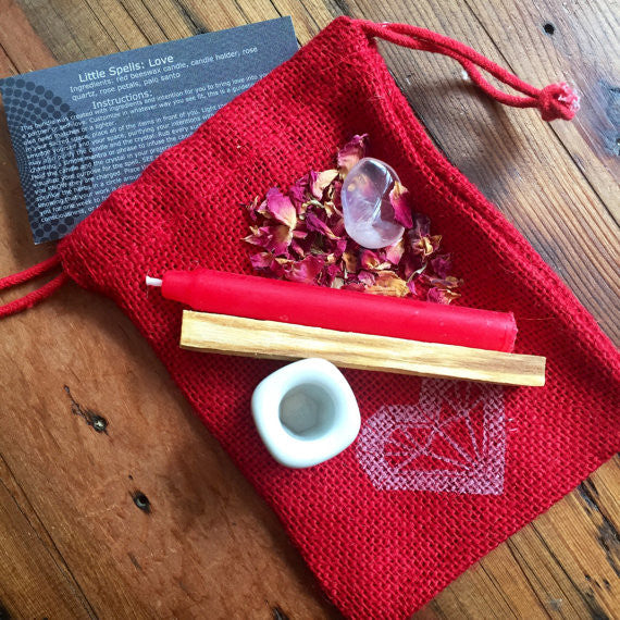 Little Spells: Love. Single Spell Kit