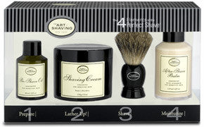 The 4 Elements Full Size Shaving Kit Unscented