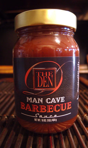 The Den Sweet 'n Smokey BBQ Sauce