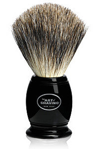 Pure Badger Shaving Brush Black