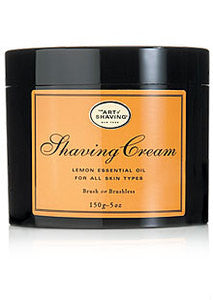 The Art of Shaving Shaving Cream Lemon
