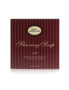 The Art of Shaving Soap Refill Sandalwood