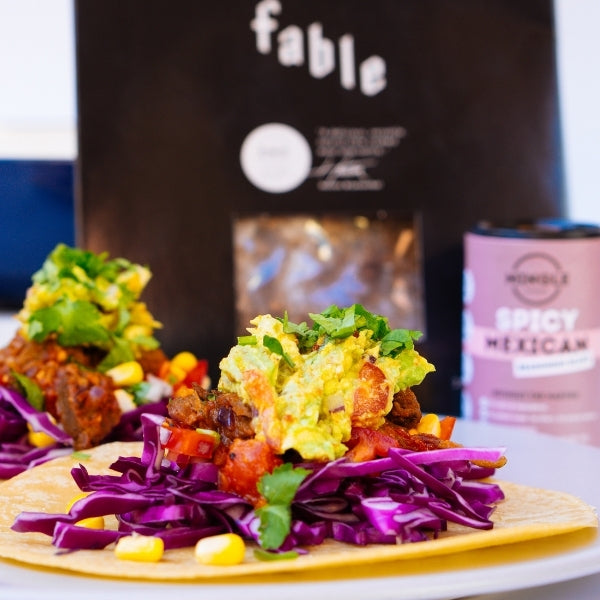 Mingle X Fable Tacos