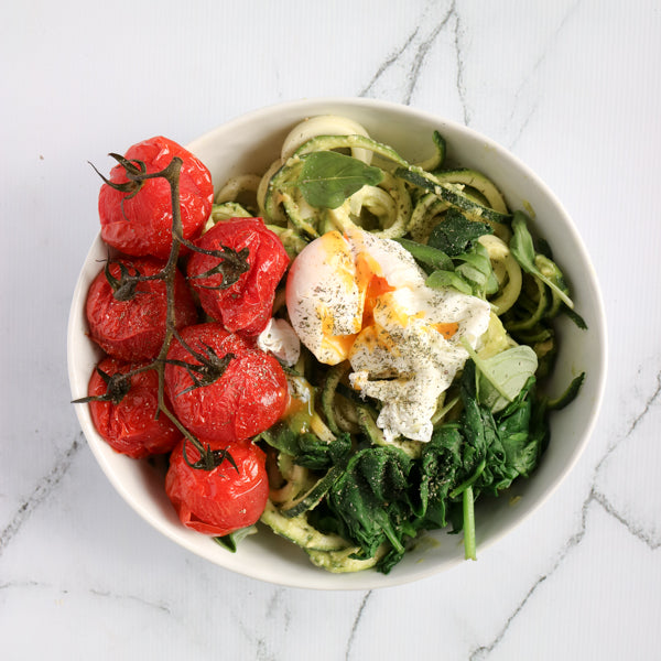 Breakfast Zoodles