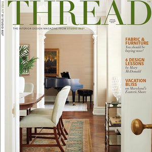 PRESS : THREAD MAGAZINE
