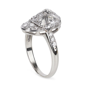 PLATINUM DIAMOND EQUESTRIAN RING