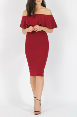 Senorita Midi Dress