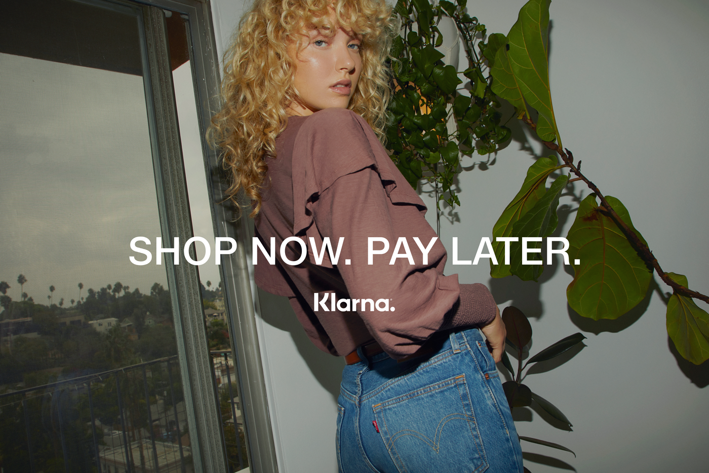 Shop Now. Pay Later.