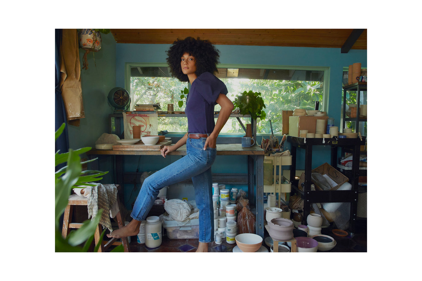 At Home With Lauren Johnson