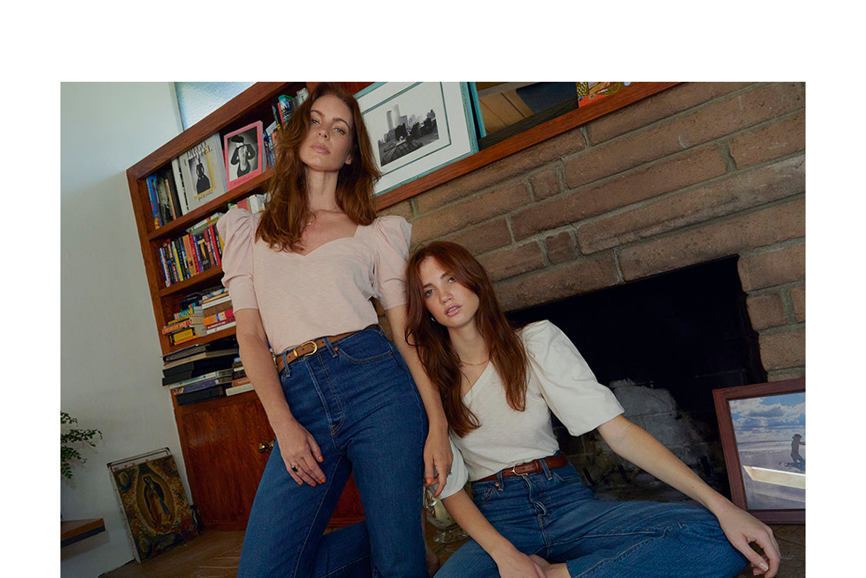 At Home With Molly And Sophia | V31.