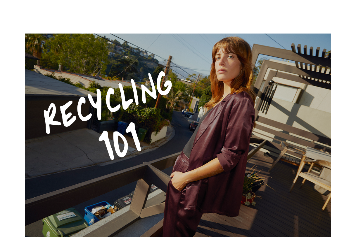 V37. Recycling. Let's Talk About It