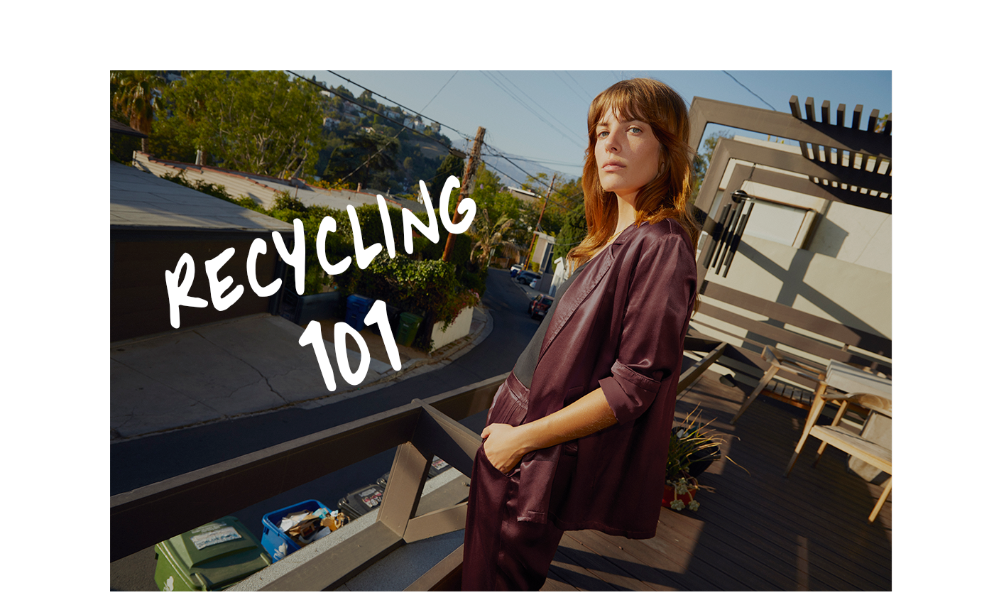 Recycling. Let's Talk About It | V37.