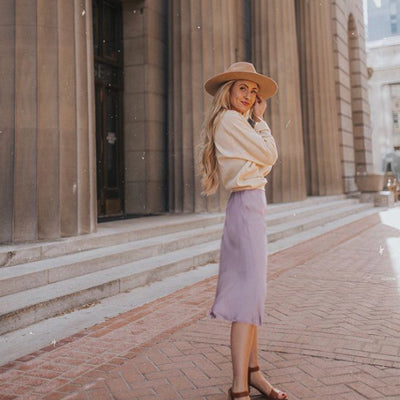 @kyliekatich in the mabel skirt