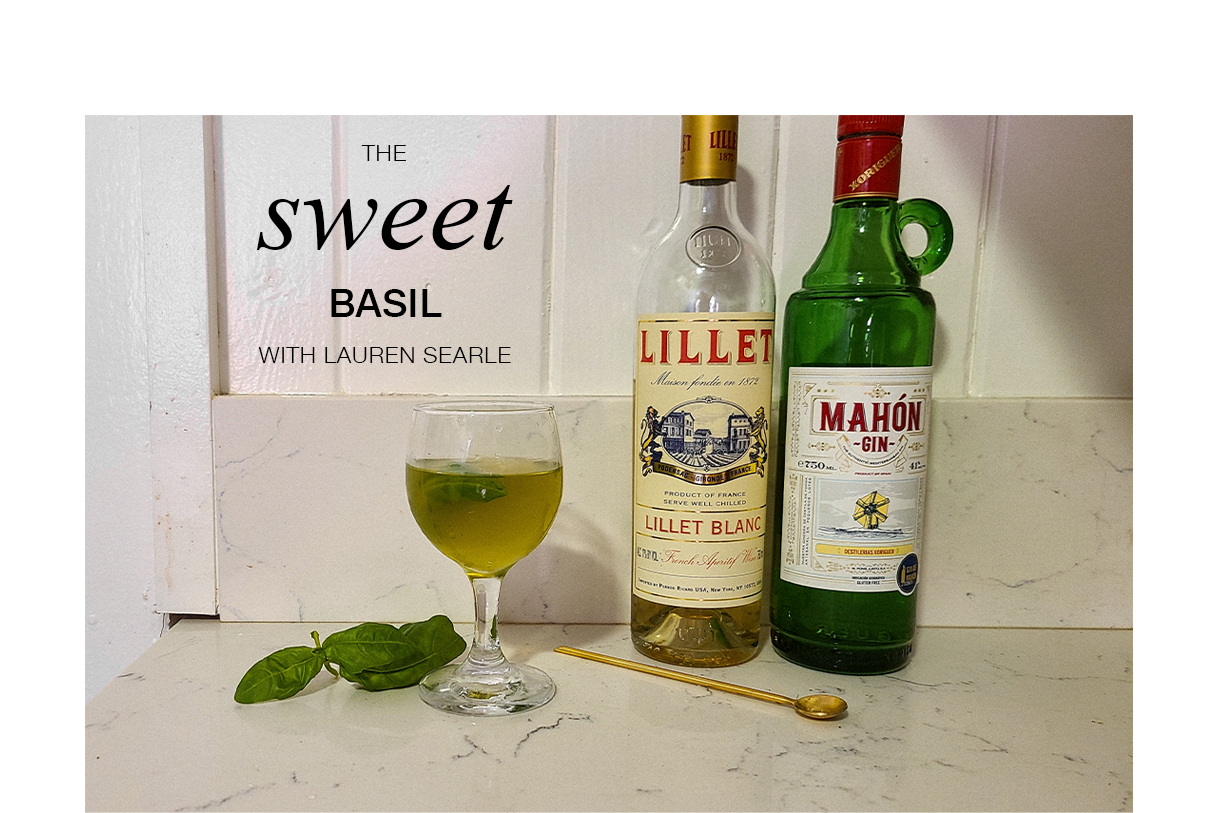 The Sweet Basil with Lauren Searle