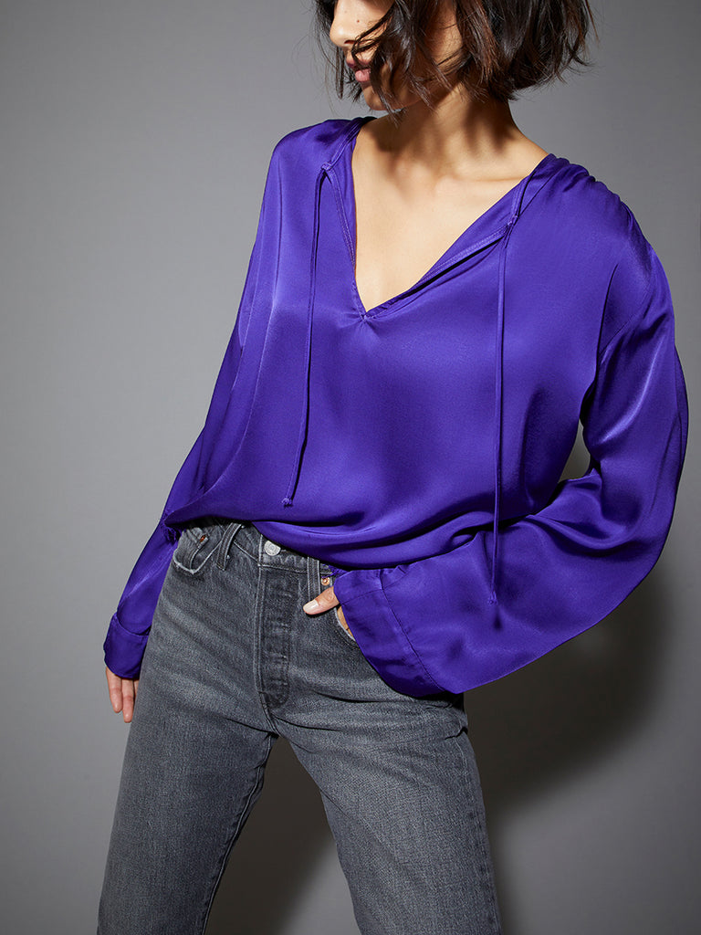 Nation LTD Maura Top in Regal