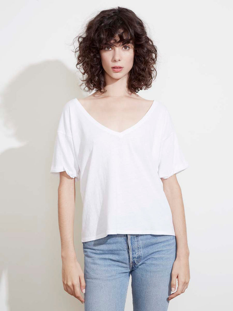 Paloma Tee in Recycled Cotton