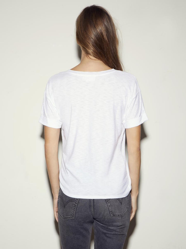 Nation LTD Blake Tee in White