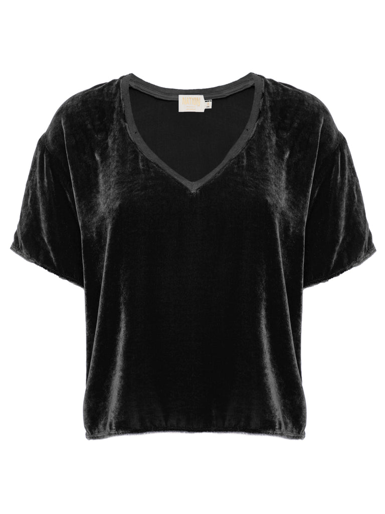 Nation LTD Ellis Top in Black