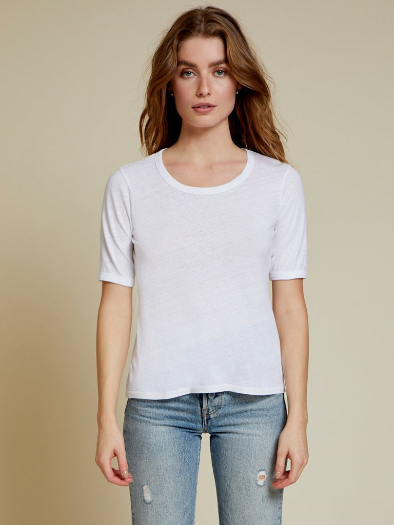 Nation LTD Jane Tee in White