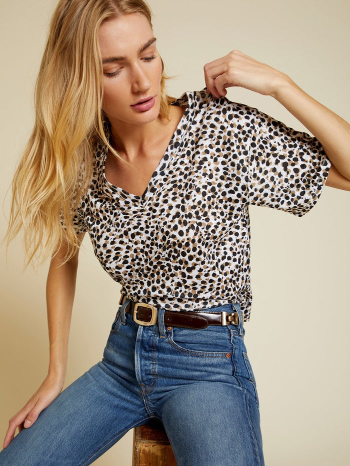 Nation LTD Phoenix Top in Spotted