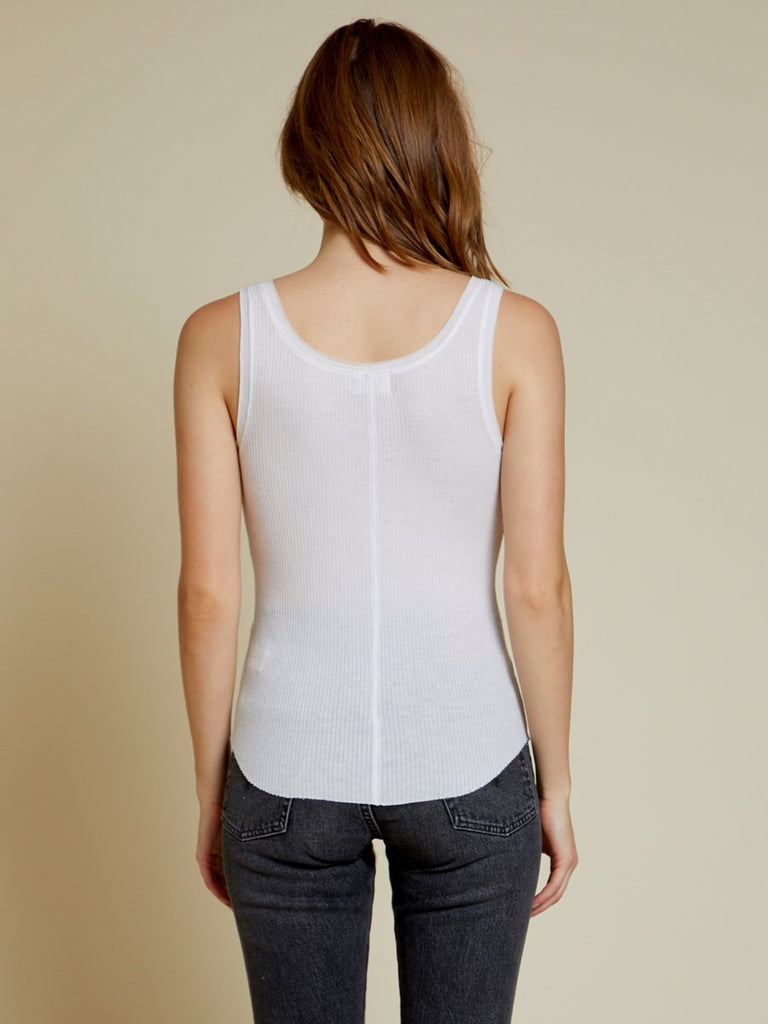 Nation LTD PCH Tank in White