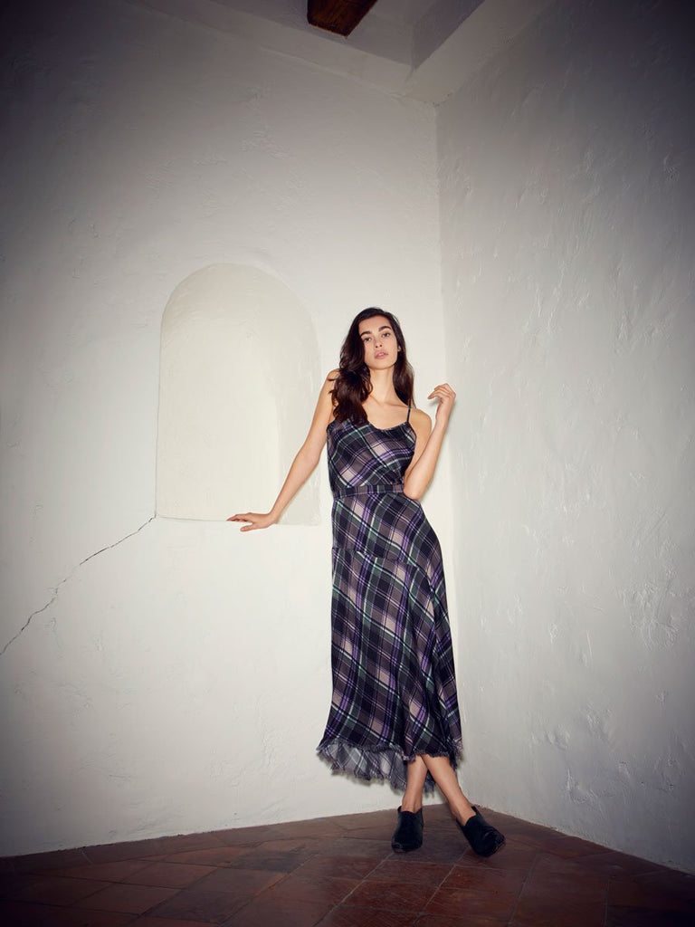 Nation LTD Lera Cami in Plaid