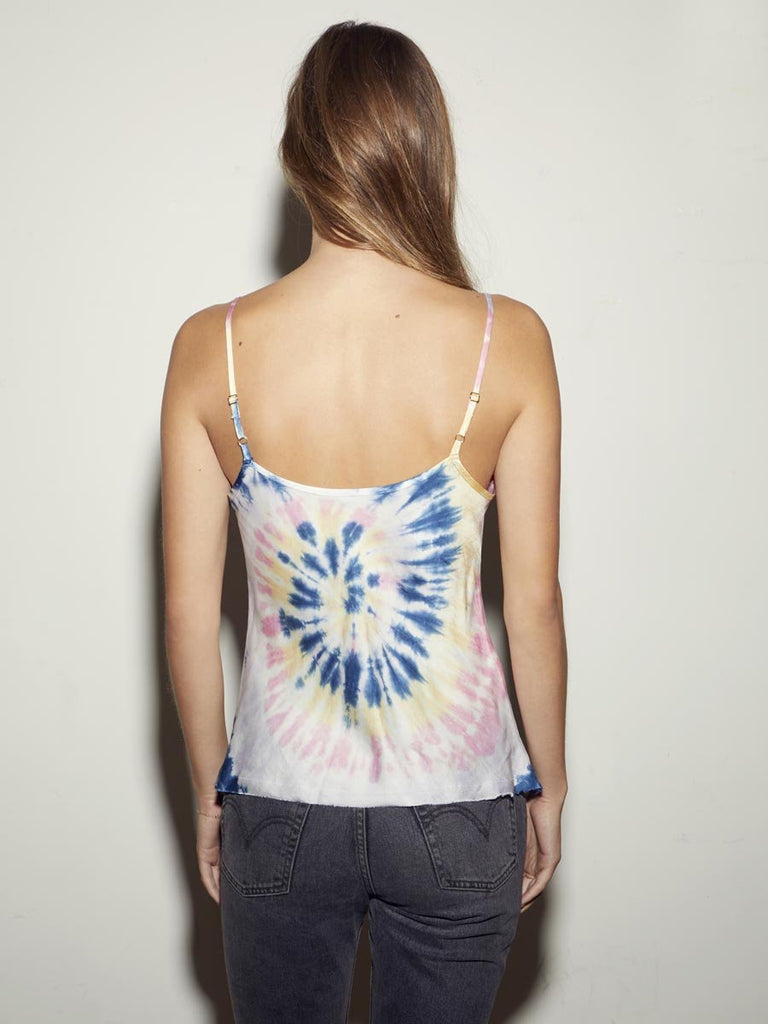 Nation LTD Lera Cami in Tie Dye
