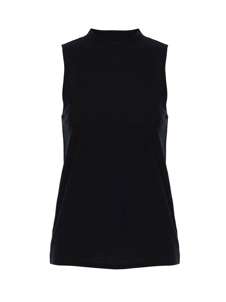 Nation LTD Bria Tank in Jet Black