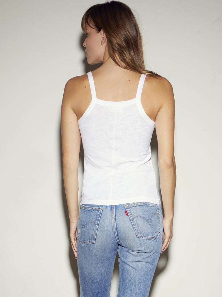 Nation LTD Rebecca Tank in White