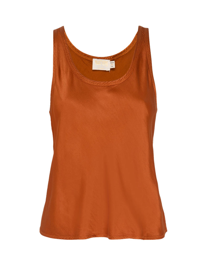 Nation LTD Lisette Tank in Butterscotch