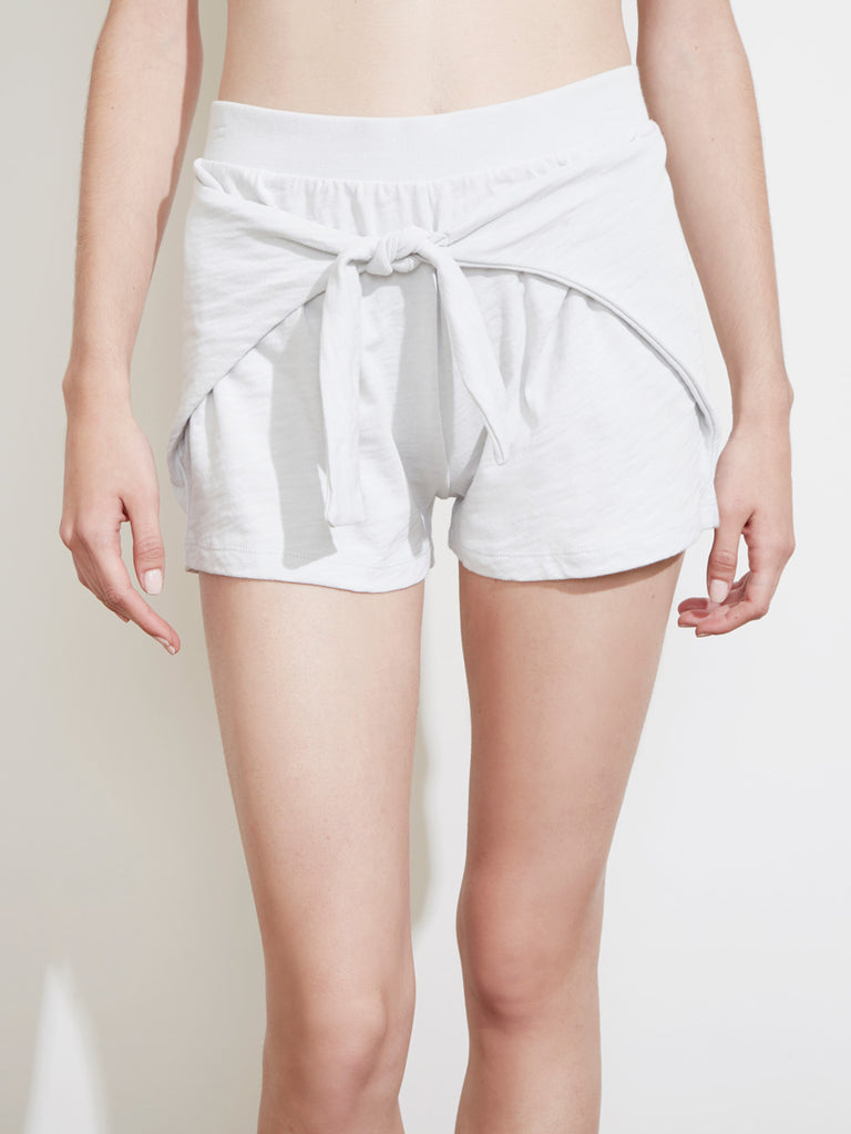 Sloane Short in Chalk