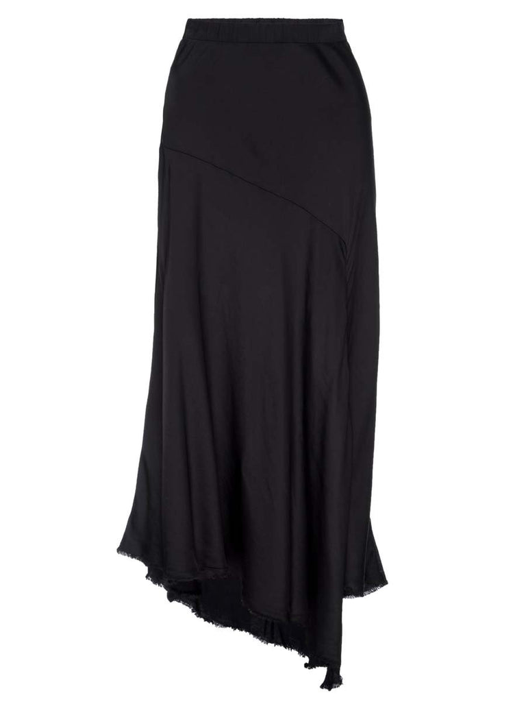Nation LTD Georgette Skirt in Black