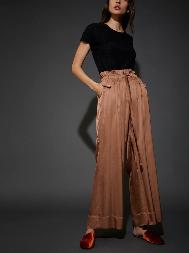 Nation LTD Canal Pant in Toffee