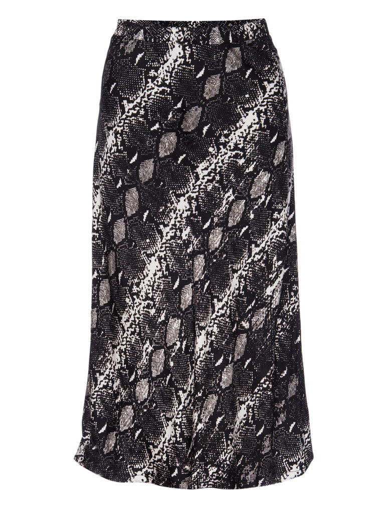 Nation LTD Mabel Skirt in Snakeskin