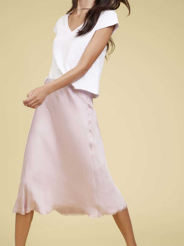Nation LTD Mabel Skirt in Lilac