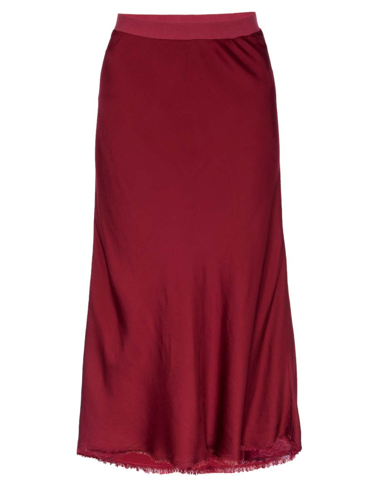 Nation LTD Mabel Skirt in Rouge