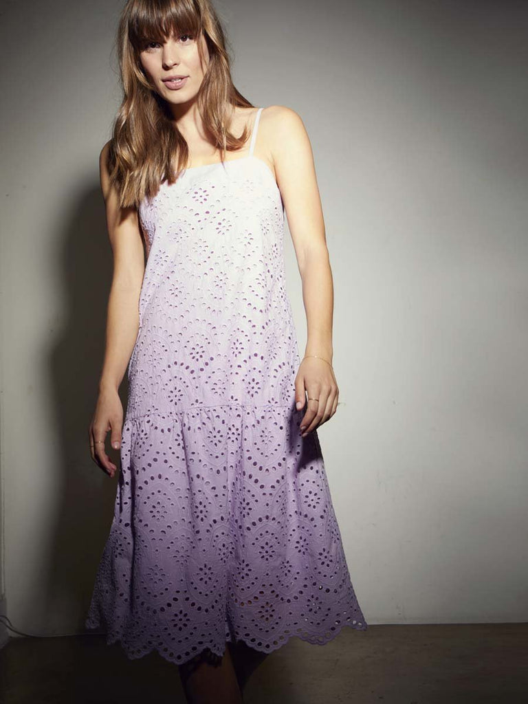 Nation LTD Rayna Dress in Lavender