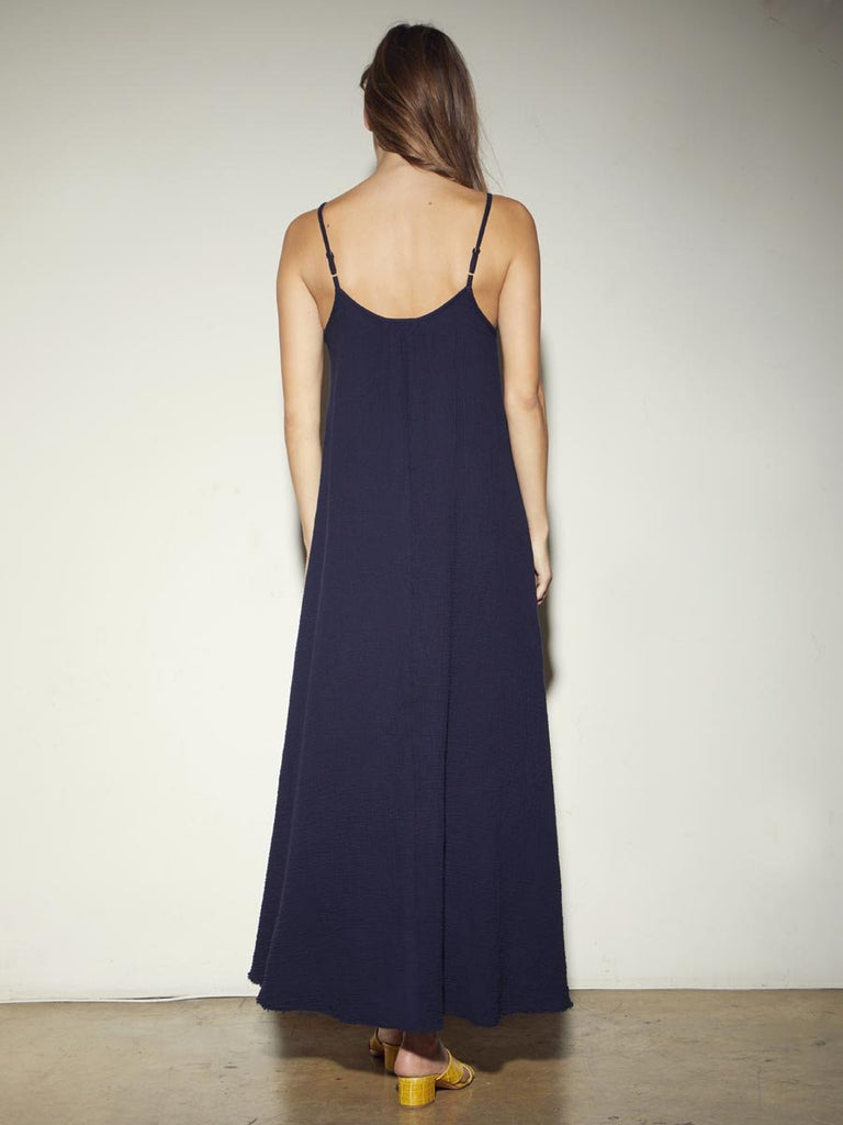 Nation LTD Lila Dress in Indigo