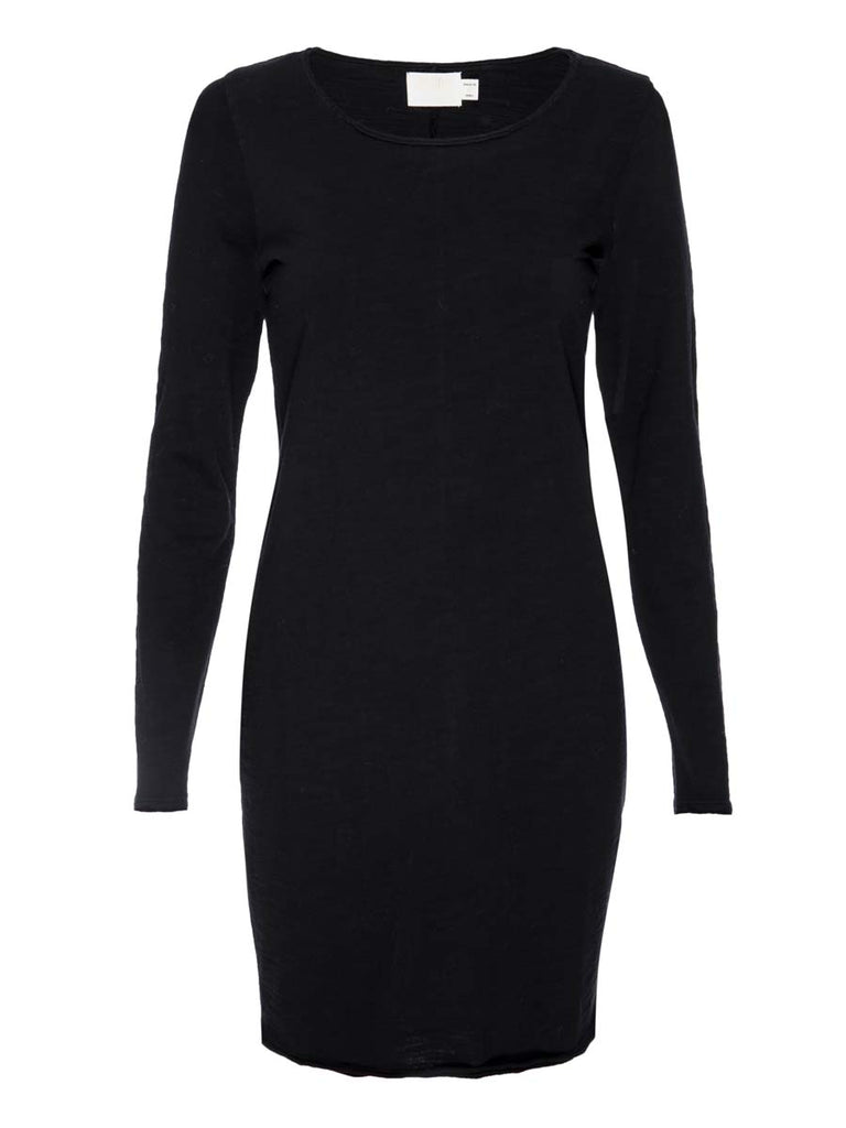 Nation LTD Kyra Dress in Jet Black