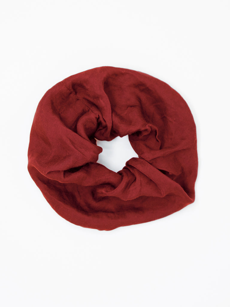 The Scrunchie in Cinnamon